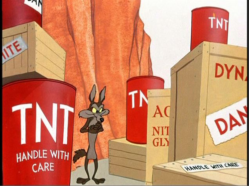 Acme Nitroglycerin and TNT