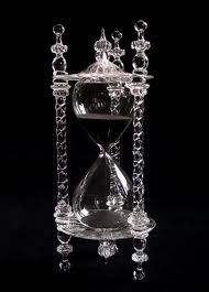 Crystal Hourglass