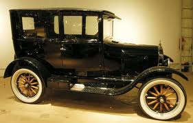 Brand New 1926 Tin Lizzy Touring Sedan