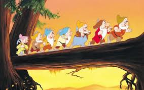 Heigh, ho! Heigh ho! It's off to the work we go!