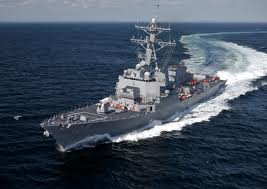 Destroyer USS Jason Dunham