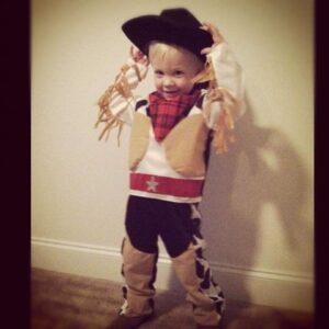 Nana's Cowboy