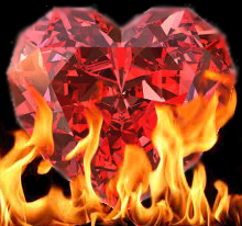Burning Heart