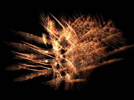 Threshing Fractal Art