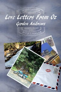 Love Letters From Oz cover