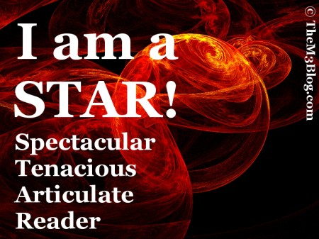 STAR Reader award