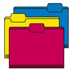 File Folders Free Clipart