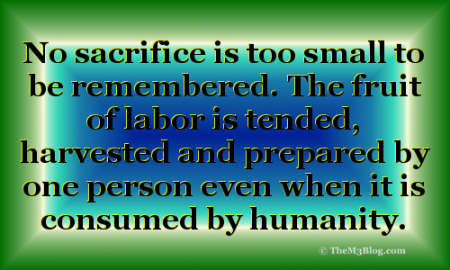 Labor Day Quote