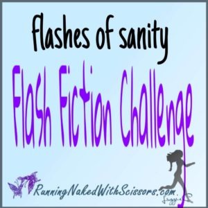 flashes of sanity flash fiction